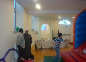 First Eid Party after renovation 2009