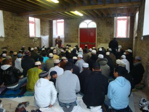 First Jummah, 3rd July 2009, 10th Rajab 1430