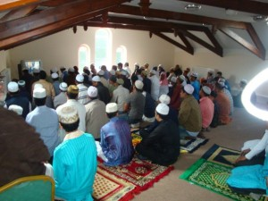 Eid Prayers 2010