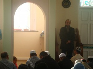 Eid Prayers 2011